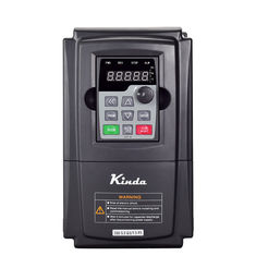 China Universal Vector VFD Variable Frequency Drive 3AC 380V - 460V 4KW 5.5KW 7.5KW supplier