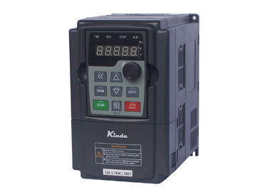 China Textile Machine Variable Frequency Drive Inverter 3 Phase 4KW 380V - 460V supplier