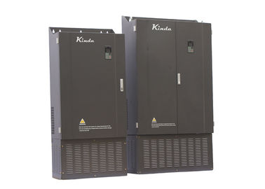 China Intelligent 3 Phase Vector Drive Vfd , 200KW 260 HP Vector Control Inverter supplier