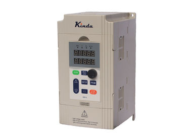 China Kinda VFD Frequency Converter 380V Energy Saving Compact Structure For Pumps / Fans supplier