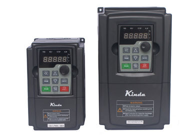 220V 5 HP Single Phase Variable Frequency Drive 4KW High Frequency