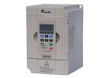 Water Pump Three Phase AC Frequency Inverter Main / Slave Control Energy Saving