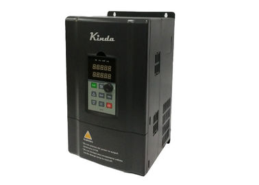 Black 20 Hp Variable Frequency Drive , Variable Frequency Inverter High Reliability