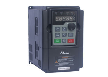 China Textile Machine VFD Variable Frequency Drive 3AC 0.75KW With DC Braking factory