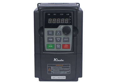 Kinda Adjustable Frequency Ac Drive , Ac Vector Drive Variable Frequency Drive 3 Hp