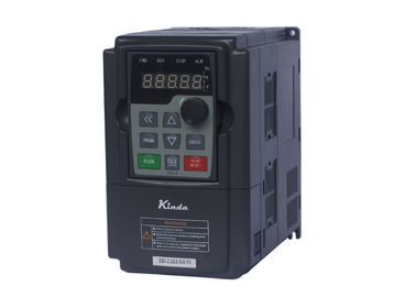 High Frequency Motor Frequency Converter 0.5 HP 0.4KW Vector Control