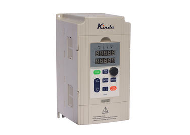 China Vector Three Phase Motor Frequency Converter 4KW 5.5KW 7.5KW High Reliability factory